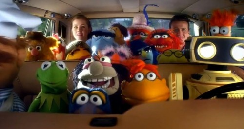 The Muppets y Opel