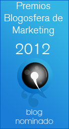 Premios Blogosfera de Marketing 2012
